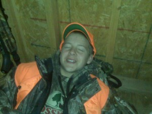 Austin Sleeping