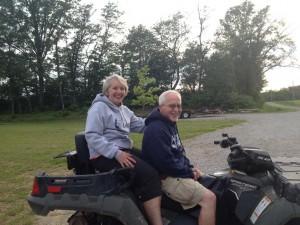 Ben & Linda Belvin